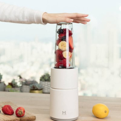 Portable Blender to Make Juice and Smoothie