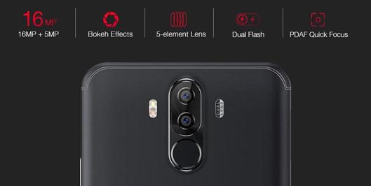 Powerful Phone Ulefone Power 3S Phablet