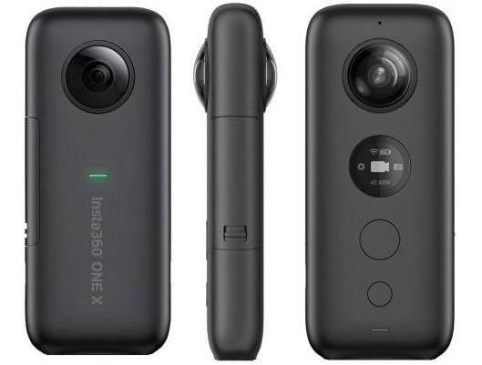 Premium Handy Panoramic Action Camera