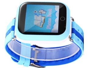 Q750 Kids GPS Intelligent Smart Watch