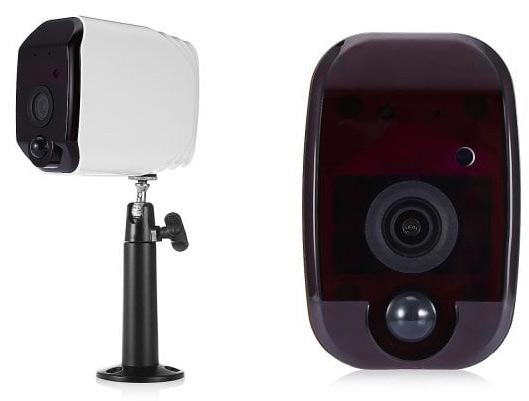 Swivel Outdoor Indoor IP Camera