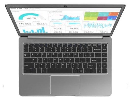 Teclast F6 revertible Laptop