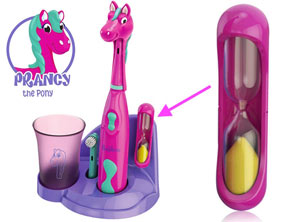 Toothbrush That Attracts Kids