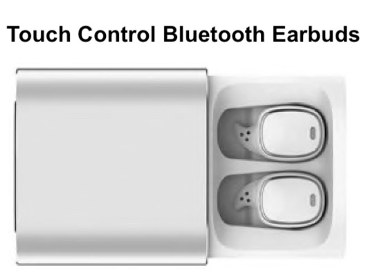 Touch Control Bluetooth Earbuds QCY T1 Pro
