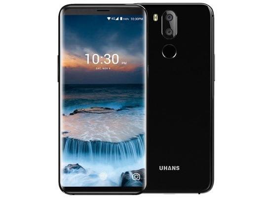UHANS i8 4G Phablet specs and deals