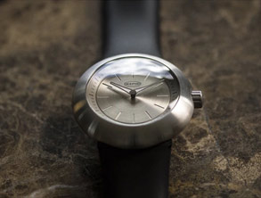 Watch With Very Rare Design