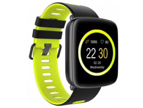 Waterproof Smartwatch for Doing Sports