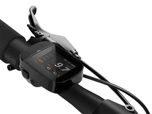Xiaomi QICYCLE Folding Electric Bike screen