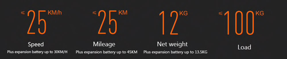 Xiaomi Sports Electric Scooter features