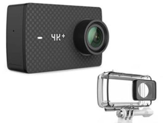 YI Sports 4K Camera With Waterproof Case