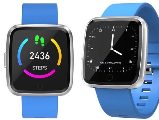 Alfawise Color Screen Waterproof Smart Watch