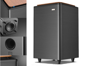 Best Large Bass Turbo Wireless Subwoofer
