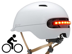 Best selling Breathable Bike LED Helmet discount