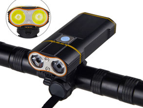 best selling Durable Bike Front LED Light
