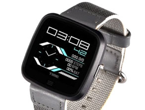 Best selling Exquisite Craftsmanship Square Design Smartwatch