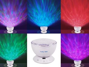 Best Selling LED Light Projection Nature Sounds Player
