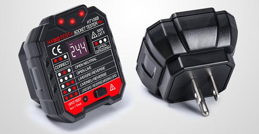 Best Selling Power Socket Outlet Tester