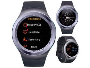 best selling Round Display Mens Smartwatch