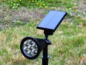 Best Selling Solar Garden LED Light best price