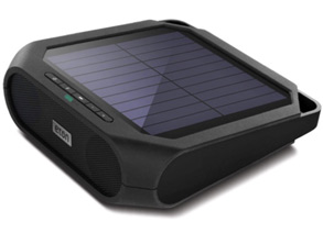 best selling Solar-Powered Bluetooth Speaker