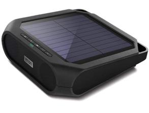 best selling Solar-Powered Bluetooth Speaker