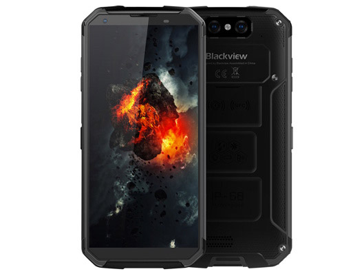 Big Battery Rugged Smartphone