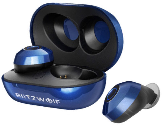 Blitzwolf Smart Bluetooth Waterproof Sweatproof Earbuds