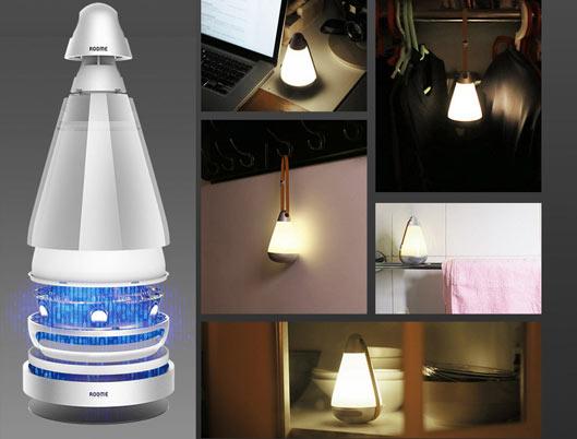 Bluetooth Creative Night Lamp
