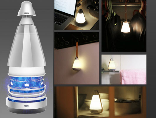 Bluetooth Creative Night Lamp