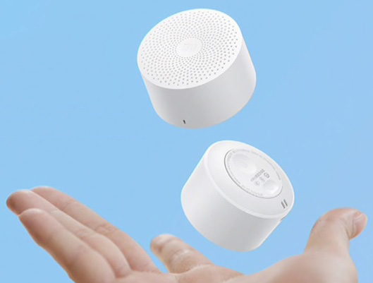 Bluetooth Speaker That Fits in the Palm of Hand