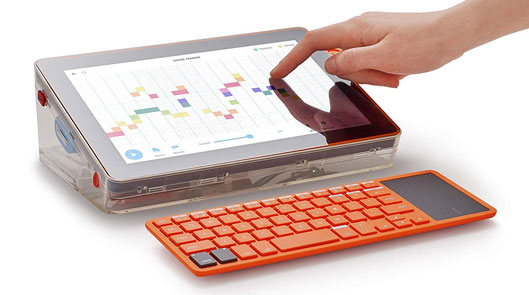 Build and Code A Tablet best kit