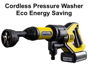 Eco Energy Saving Cordless Pressure Washer to buy