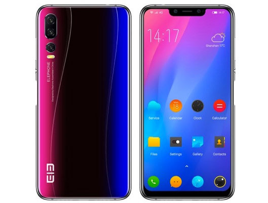 Elephone A5 4G Smartphone Best Deal