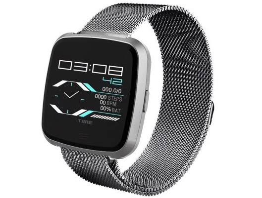 Exquisite Craftsmanship Square Design Smartwatch