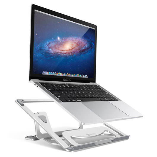 HUMIXX Adjustable Aluminum MacBook Laptop Stand