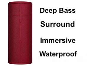 Immersive Surrounded Audio BT Speaker