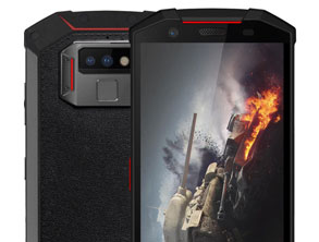 Long Standby Battery Rugged Gaming Smartphone