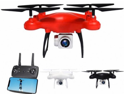 Mini RC Quadcopter with Camera