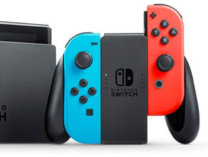 Nintendo Switch Console Discount