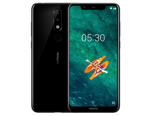 Nokia X5 Best discount Deals