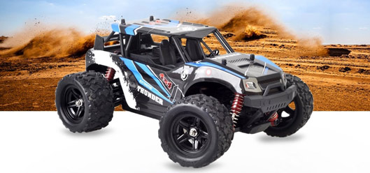 Off-Road Speedy Kids RC Toy Jeep