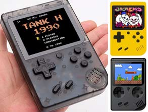 Old Style Game Console for Kids discount deals