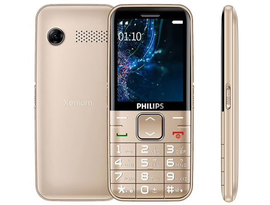 Philips Phone - Very Handy Phone With Buttons