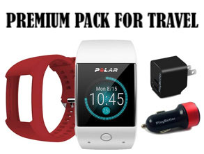 Premium pack for Travel with gadgets and mobile accessories