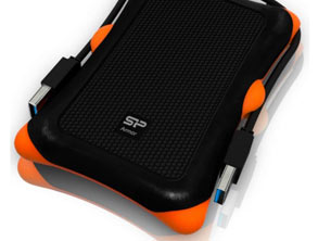 Rugged 1TB External Hard Drive