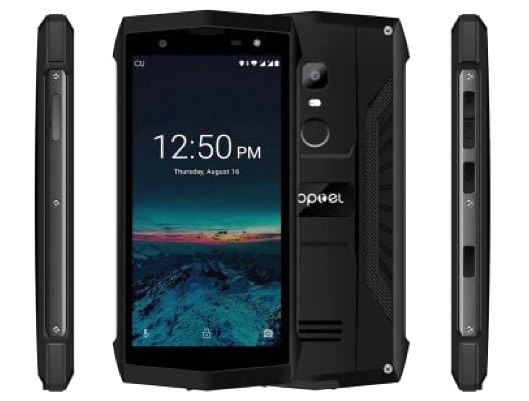 Rugged Smartphone for Outdoor, Active Life