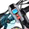 Smart Bike Computer With LED Light discount deals
