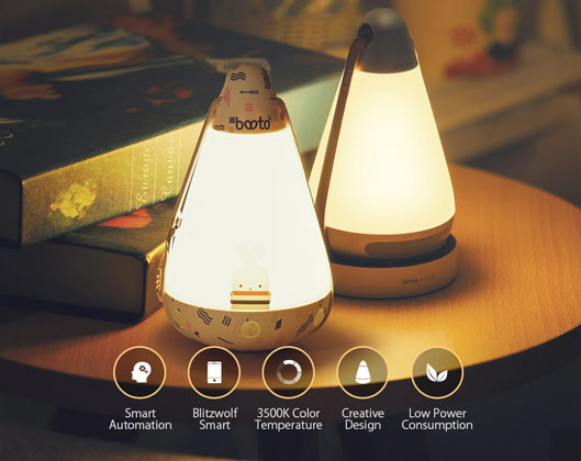 Smart Creative Night Lamp