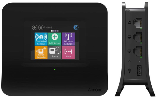 Smart Home Router Dual Band WiFi System