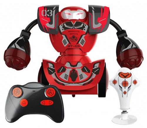 Smart RC Boxing Robot Toy